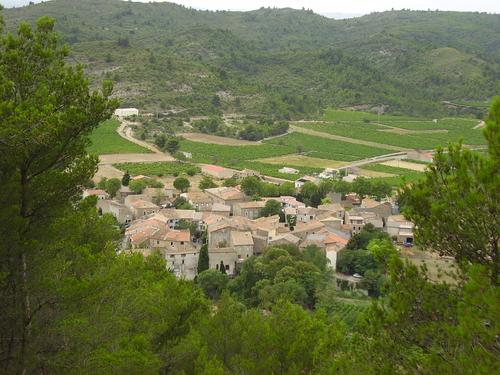 Coutouge dans l'Aude